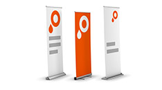 Productbeeld roll-up banners
