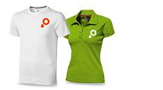 T-Shirts & Polo's